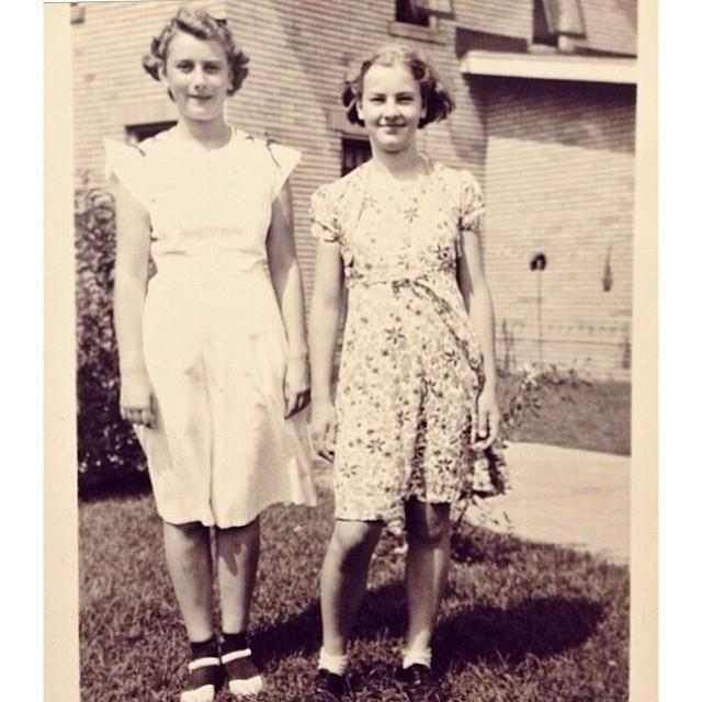 A Secret Friendship Discovered in a Box of Old Family Photographs from the 1930s