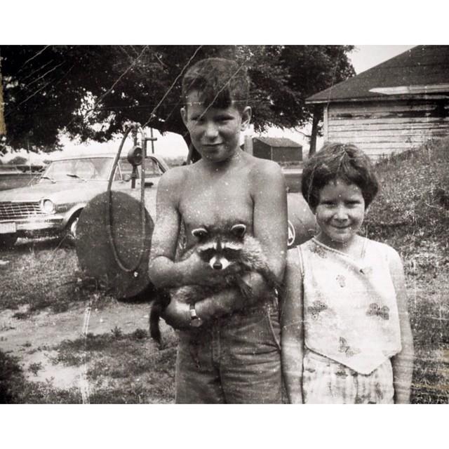 Childhood Adventures on a family farm