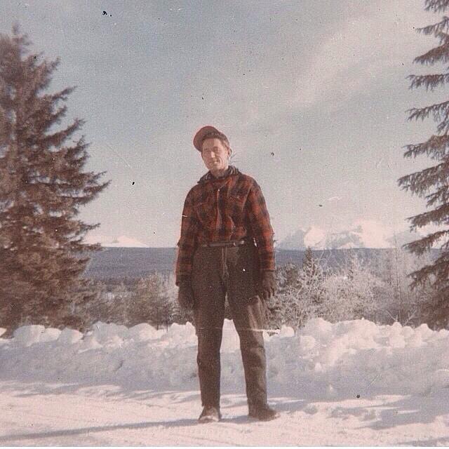 Meet My Grandpa Paul, An Avid Photographer and Hunter