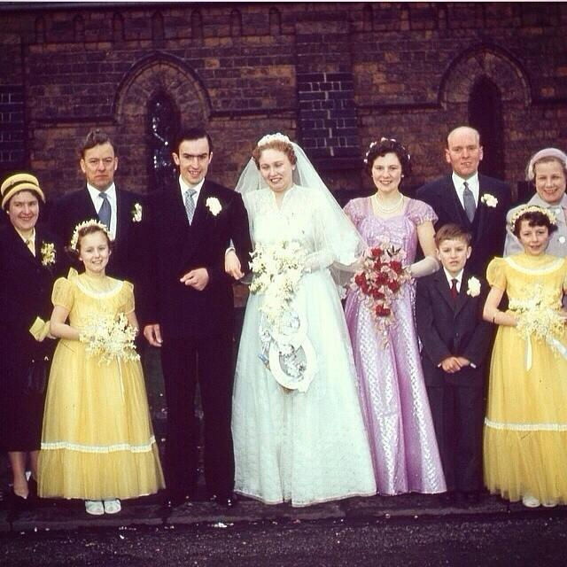 Why Vintage Wedding Photos Stand the Test of Time