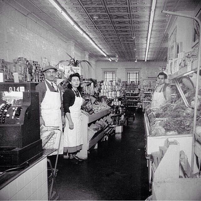 A Vintage Photograph from my family's food market