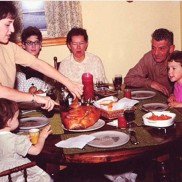 Why We Are Giving Thanks for Family Stories