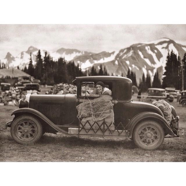Unforgettable Vintage Family Photos from my Grandparents' Adventures in The Pacific Northwest