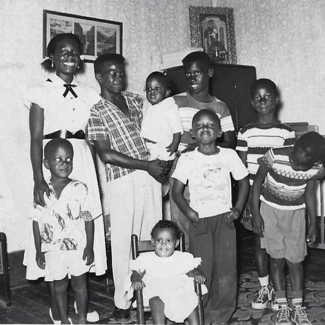 The First Family Photo I Ever Saw of my Granddaddy as a Young Boy