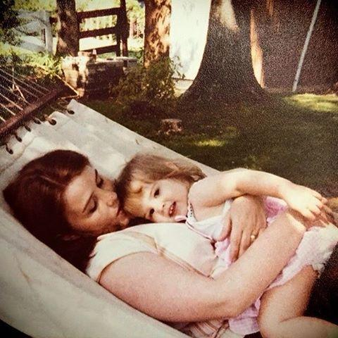 Me and My Mama Bear in a Snapshot of Unconditional Love