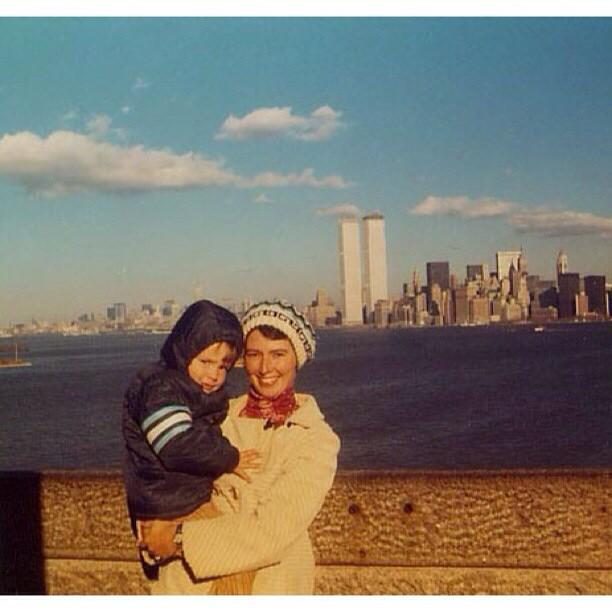 My Mother's Smile and Aching Nostalgia on September 11th