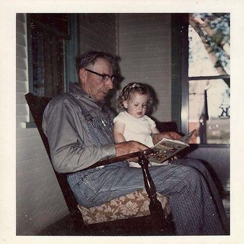 This Old Photograph is How I Always Remember my Grandfather