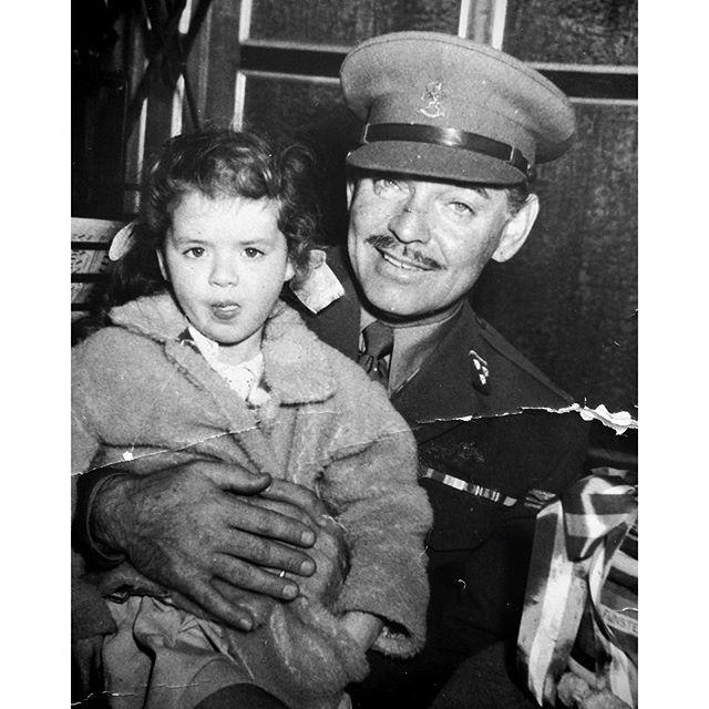 What Happened When My Mom Met Clark Gable