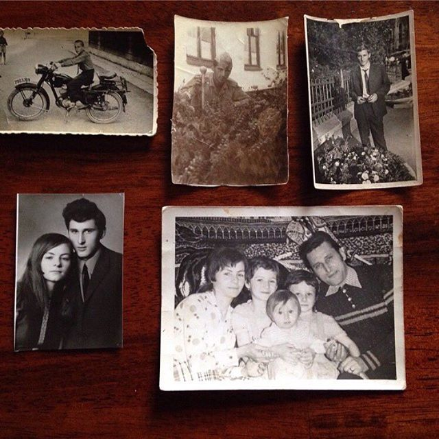 A Stack of Old Photos Reveals a Legacy Left to a Family Missing their Patriarch