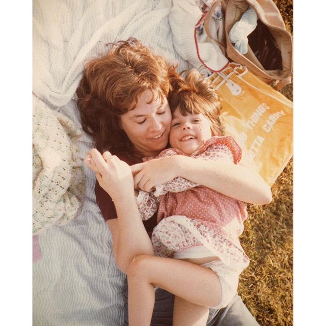 My Mom and Me, A Beautiful Portrait of a Single Mom and Her Daughter