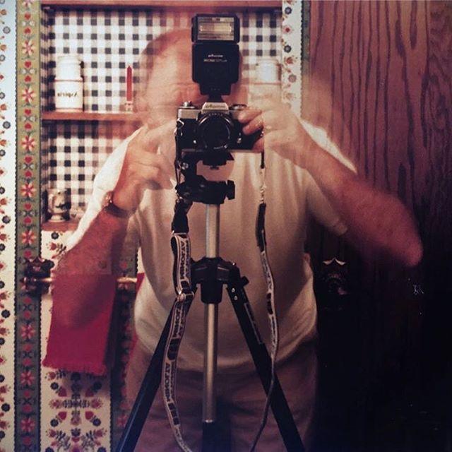 My Grandpa Took Selfies Before Selfies Were Cool