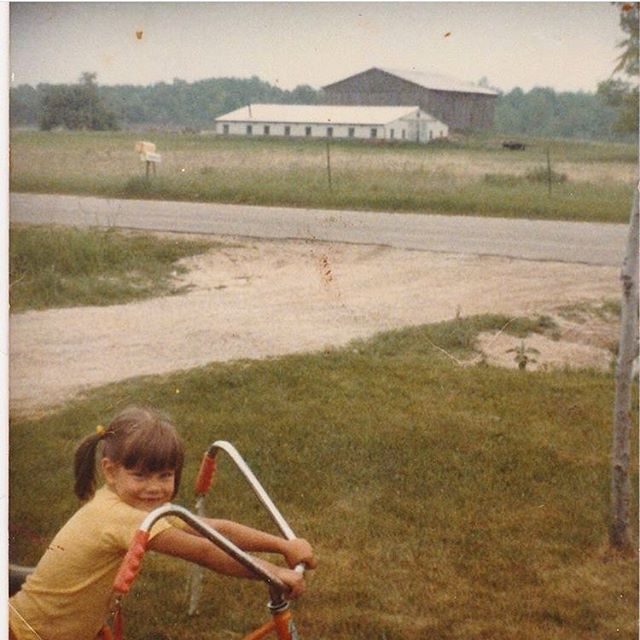 Old Family Photos Jog My Memory and Take me Back to the Land Where I Grew Up