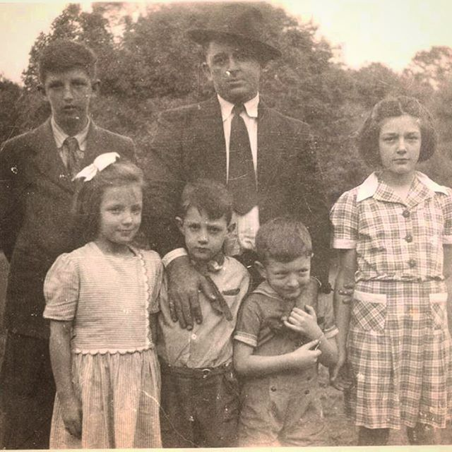 Here's a Haunting Family Photo with an Equally Haunting History
